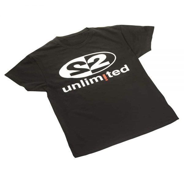 2 Unlimited T-shirt black
