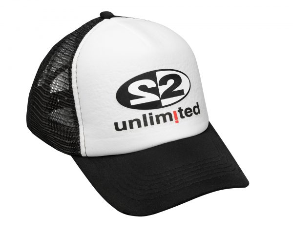 2 Unlimited Trucker Cap with Logo 1