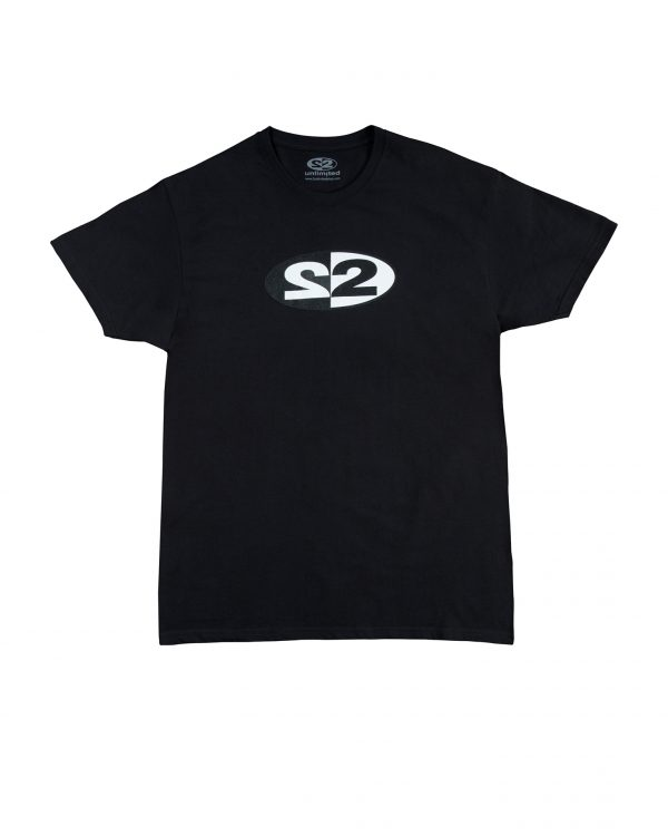 2 Unlimited Logo T-shirt Men 1